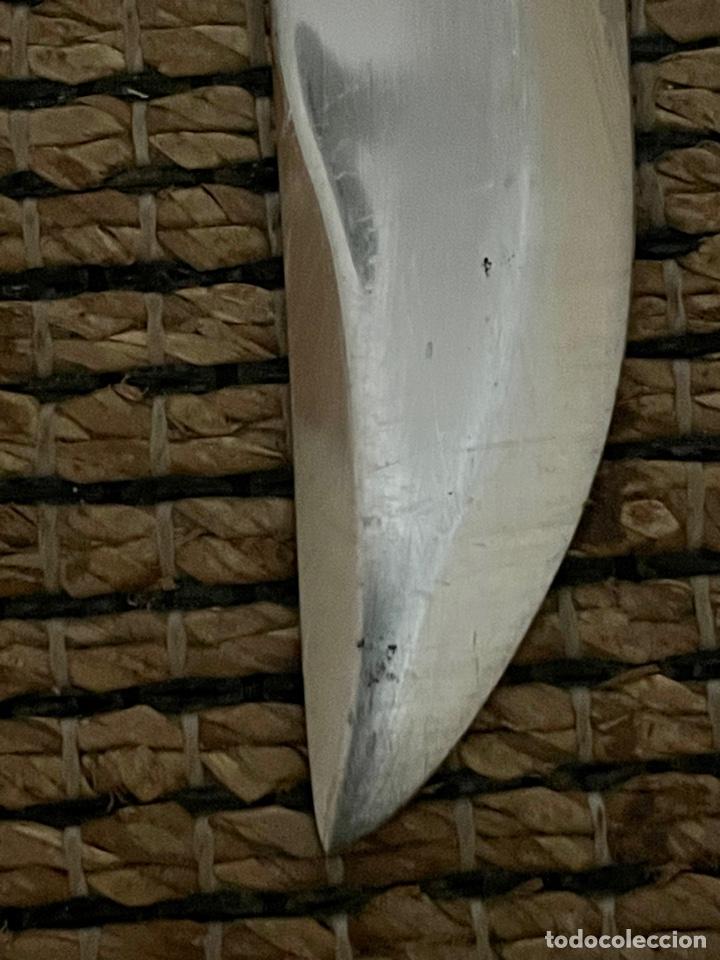 Coleccionismo deportivo: CUCHILLO DE BUCEADOR DE COMBATE ,AQUA- LUNG , NAVY KNIFE , SUBMARINISMO. MADE IN JAPAN - Foto 12 - 266956829