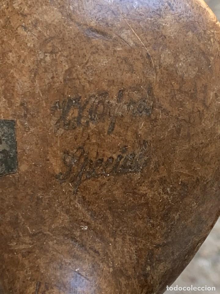 PALO GOLF ANTIGUO ESCOCIA FIRMADO MADERA METAL PPIO SXX ORFORD SPECIAL 101X7CMS (Coleccionismo Deportivo - Material Deportivo - Otros deportes)