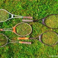 Coleccionismo deportivo: RAQUETAS DE TENIS ANTIGUAS WILSON. Lote 267203454