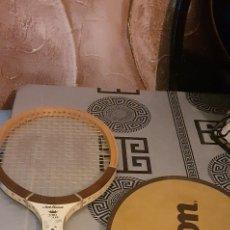 Collezionismo sportivo: ANTIGUA RAQUETA DE TENIS MARCA WILSON JACK KRAMER. Lote 268172204