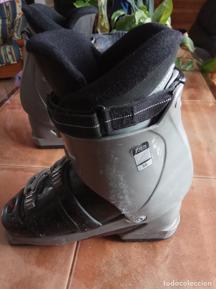 Coleccionismo deportivo: Botas esquí 37-38 - Foto 2 - 268783404