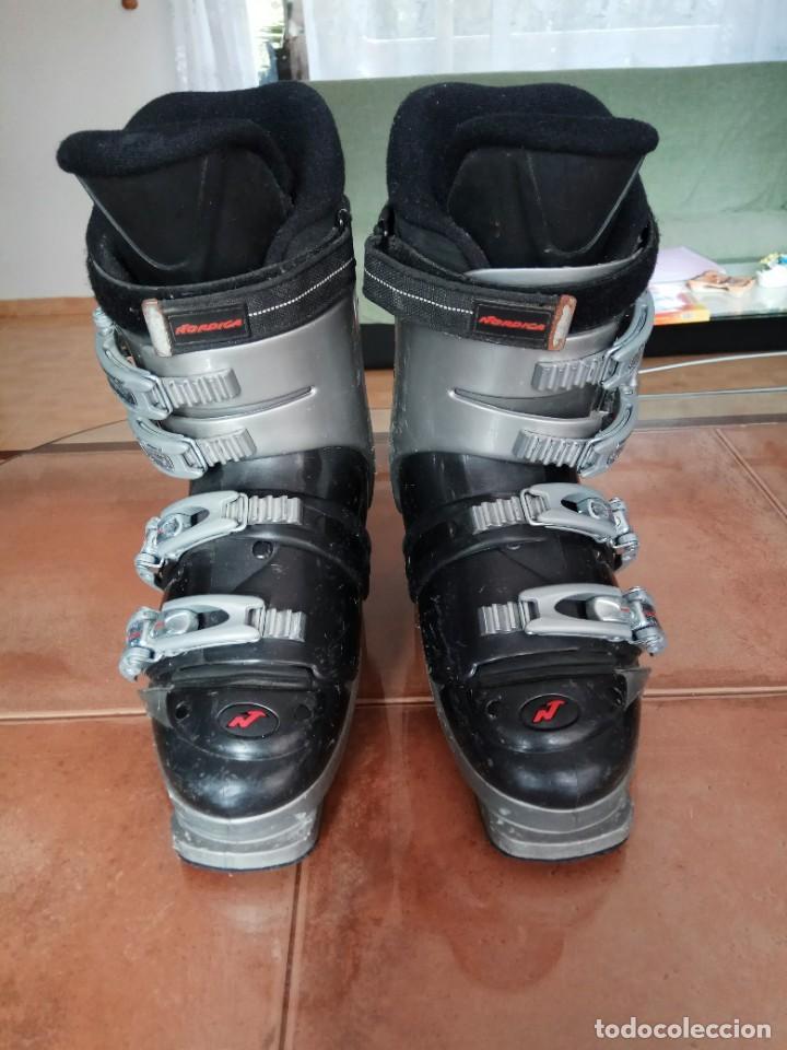 Coleccionismo deportivo: Botas esquí 37-38 - Foto 7 - 268783404