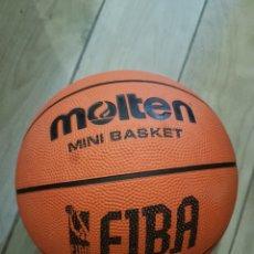 Coleccionismo deportivo: BALÓN MOLTEN OFICIAL FIBA. Lote 268980869