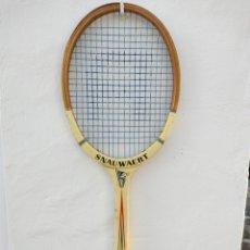 Coleccionismo deportivo: RAQUETA DE TENIS SNAUWAERT CONCORDE. Lote 268989334