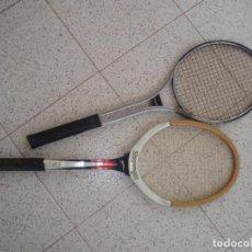 Coleccionismo deportivo: LOTE DE RAQUETAS DE TENIS. Lote 272458878