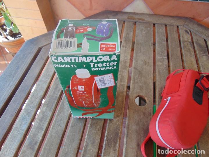 Coleccionismo deportivo: CANTIMPLORA ISOTERMICA MODELO TROTTER DE LAKEN CON SU CAJA - Foto 6 - 274273503