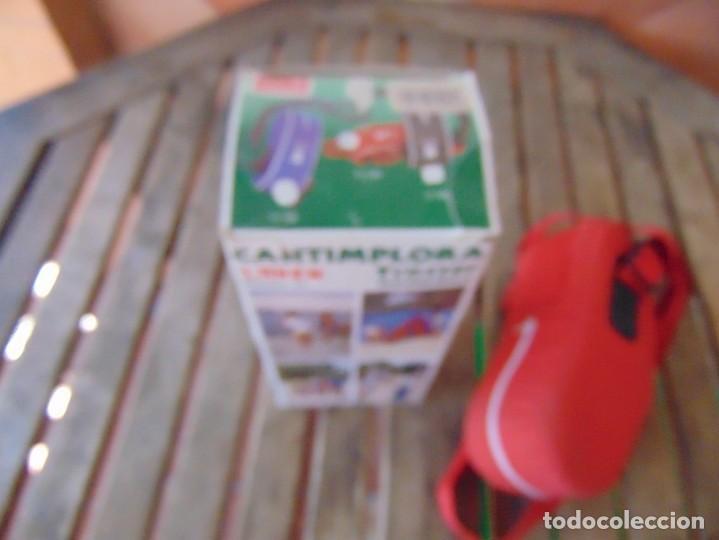 Coleccionismo deportivo: CANTIMPLORA ISOTERMICA MODELO TROTTER DE LAKEN CON SU CAJA - Foto 8 - 274273503
