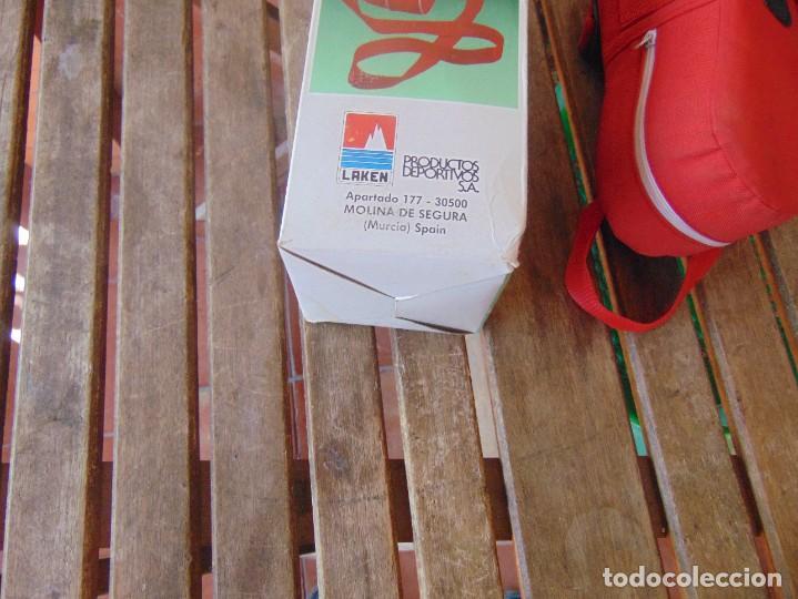 Coleccionismo deportivo: CANTIMPLORA ISOTERMICA MODELO TROTTER DE LAKEN CON SU CAJA - Foto 10 - 274273503