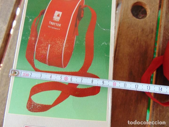 Coleccionismo deportivo: CANTIMPLORA ISOTERMICA MODELO TROTTER DE LAKEN CON SU CAJA - Foto 12 - 274273503
