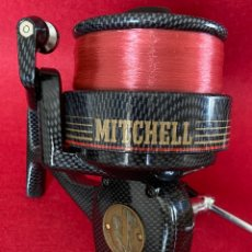 Collezionismo sportivo: CARRETE DE PESCA MITCHELL 498X PRO (AFRICA) (498 X). Lote 276046468