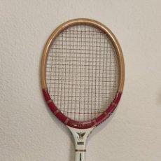 Coleccionismo deportivo: ANTIGUA RAQUETA TENIS K KAWASAKI CHAMPIONSHIP MODEL - VINTAGE - DE MADERA. Lote 277033288