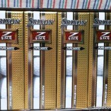 Coleccionismo deportivo: GOLF, CAJA DE 12 PELOTAS SIN ESTRENAR SRIXON Z STAR. Lote 278700923