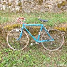Coleccionismo deportivo: BICICLETA EMPORIUM CAMPAGNOLO, SUPER LUJO - TALLA 55 - COMPLETA - AÑO 1967. Lote 279344518