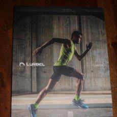 Coleccionismo deportivo: CATALOGO LURBEL. PRENDAS DEPORTIVAS. 2017-18. VER FOTOS PARA VER DETALLES.. Lote 295524443