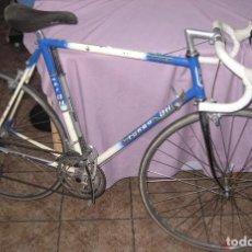 Coleccionismo deportivo: BICICLETA CARRERAS BH TURBO. 12V. AÑOS 80. Lote 296573413