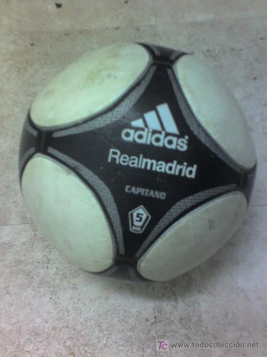 Coleccionismo deportivo: BALON REAL MADRID adidas - Foto 2 - 16382039