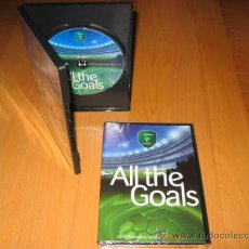Coleccionismo deportivo: EXT *** DVD OFICIAL UEFA CHAMPIONS LEAGUE 2005/06 TODOS GOLES !!! *** . Lote 21416053