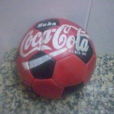 Coleccionismo deportivo: PELOTA COCA COLA. Lote 39623885