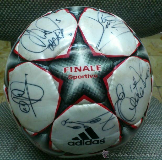 balon firmado original adidas final sportivo - Comprar Material de ... 717a36de062c6