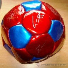 Coleccionismo deportivo: BALON FUTBOL - BARÇA / F C BARCELONA - SIN HINCHAR - SIN ESTRENAR - AÑO 2003. Lote 39762956