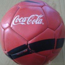 Coleccionismo deportivo: BALON DE FOOTBALL COCA COLA-CUERO -FIFA WORLD CUP 2006 GERMANY. Lote 52382750