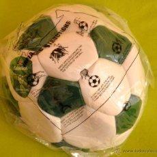 Coleccionismo deportivo: BALÓN DE FUTBOL PROMOCIÓN HEINEKEN UEFA CHAMPIONS LEAGUE. PRECINTADO. Lote 86142954