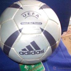 Colecionismo desportivo: BALON ADIDAS ROTEIRO . Lote 161833936