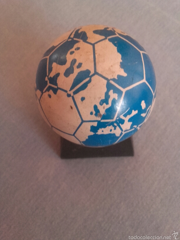 Coleccionismo deportivo: Bola Mundo Mundial España 82 - Foto 2 - 140738585