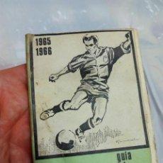 Coleccionismo deportivo: CALENDARIO LIGA 1964-1965. Lote 58560122