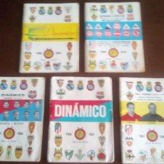 Coleccionismo deportivo: DINAMICO- 5 CUADERNILLOS...-VER DESCRIPCION. Lote 58904105