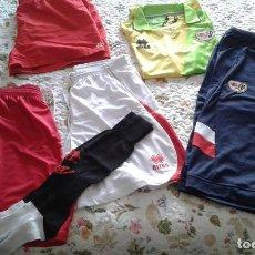 Coleccionismo deportivo: EQUIPAMIENTO DEPORTIVO DEL RAYO VALLECANO. Lote 64642207