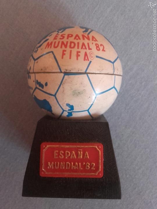 BOLA MUNDO MUNDIAL ESPAÑA 82 (Coleccionismo Deportivo - Material Deportivo - Fútbol)