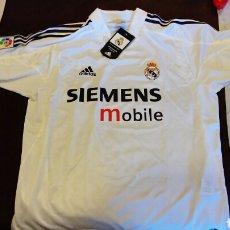 Coleccionismo deportivo: CAMISETA DEL REAL MADRID. Lote 74354053