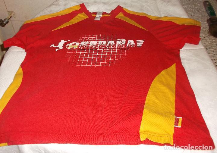 13407dd501a8e camiseta seleccion española de futbol para niño - Comprar Material ...