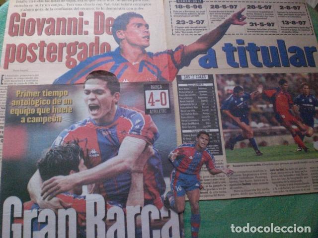 Coleccionismo deportivo: jugadores brasileños Barça - Foto 3 - 57531082