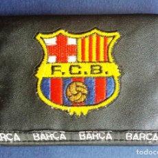 Coleccionismo deportivo: MONEDERO CLUB FUTBOL BARCELONA BARÇA FCB 1999. Lote 76774539