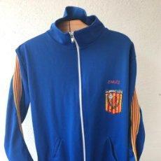 Coleccionismo deportivo: ANTIGUO CHANDAL DEL FUTBOL CLUB LLORENÇ 1980'S.. Lote 78143669
