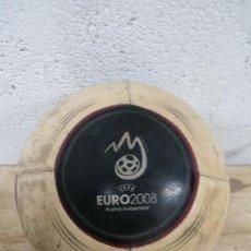 Coleccionismo deportivo: AUTENTICO BALON COPA EUROPA 2008 UEFA AUSTRALIA GANADORA ESPAÑA PIEZA COLECCIONISMO VER FOTOS. Lote 78572525