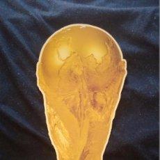 Coleccionismo deportivo: SOUVENIR RECUERDO COPA DEL MUNDO DE FUTBOL ALEMANIA 2006. EDICION LIMITADA- SELLO CONMEMORATIVO. Lote 83592444