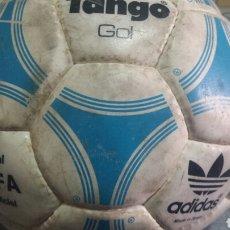 Coleccionismo deportivo: BALON ADIDAS TANGO GOL OFFICIAL FIFA AÑOS 70-80 RARO Y ESCASO. Lote 148989464