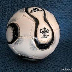 Coleccionismo deportivo: BALON CUERO ADIDAS GERMANY 2006-40 CENTIMETROS DE CIRCUNFERENCIA-N. Lote 89256192