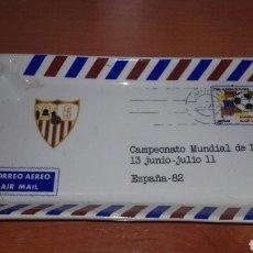 Coleccionismo deportivo: VENDO CENICERO CAMPEONATO MUNDIAL DE ESPAÑA -82. Lote 95330124