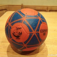 Coleccionismo deportivo: BALON MUNDIAL 82 NARANJITO. . Lote 96705907