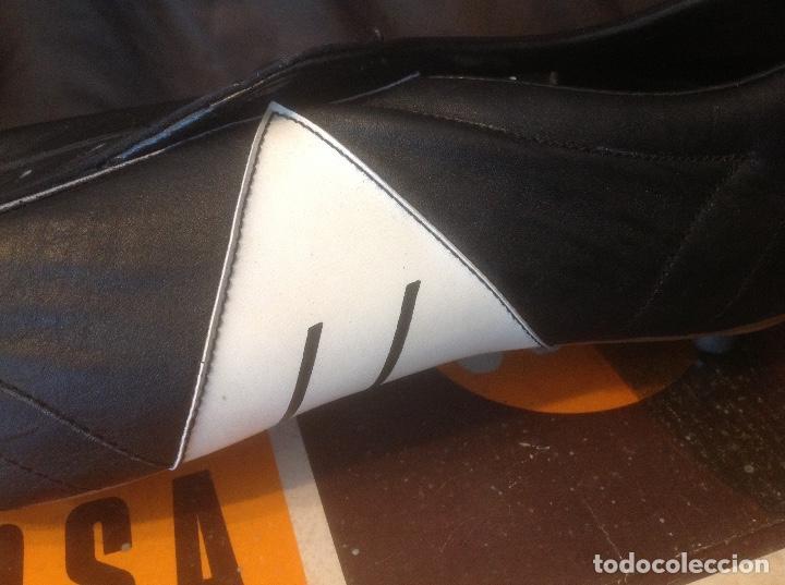 Coleccionismo deportivo: Botas de futbol antiguas MADE IN SPAIN a estrenar en caja Industrias Deportivas Master, SA Número 42 - Foto 24 - 98428175