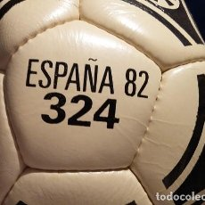 Coleccionismo deportivo: BALÓN DE FUTBOL ESPAÑA 82. SIN USAR. Lote 99317587