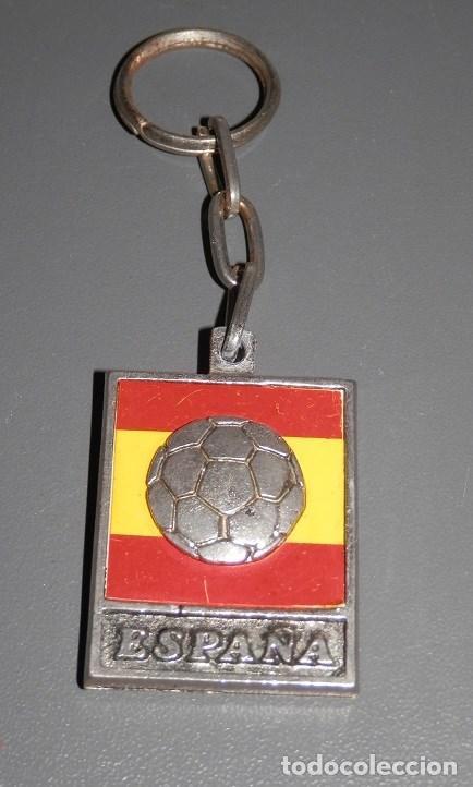 LLAVERO MUNDIAL ESPAÑA 82 (Coleccionismo Deportivo - Material Deportivo - Fútbol)
