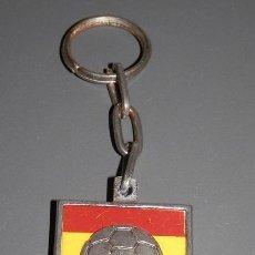 Coleccionismo deportivo: LLAVERO MUNDIAL ESPAÑA 82. Lote 101114507