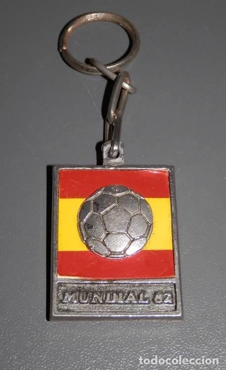 Coleccionismo deportivo: LLAVERO MUNDIAL ESPAÑA 82 - Foto 2 - 101114507