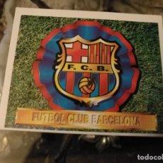 Coleccionismo deportivo: CROMO ALBUM LIGA ESTE 94 95 ESCUDO (FC BARCELONA) -. Lote 101433431