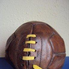 Coleccionismo deportivo: (F-171117)ANTIGUO BALON FOOT-BALL 12 PANELES. Lote 102310035